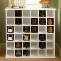 Shoe Storage Cabinet 3
