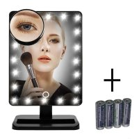Lighted Makeup Mirrors. Best Lighted Make Up Mirror A Very ...