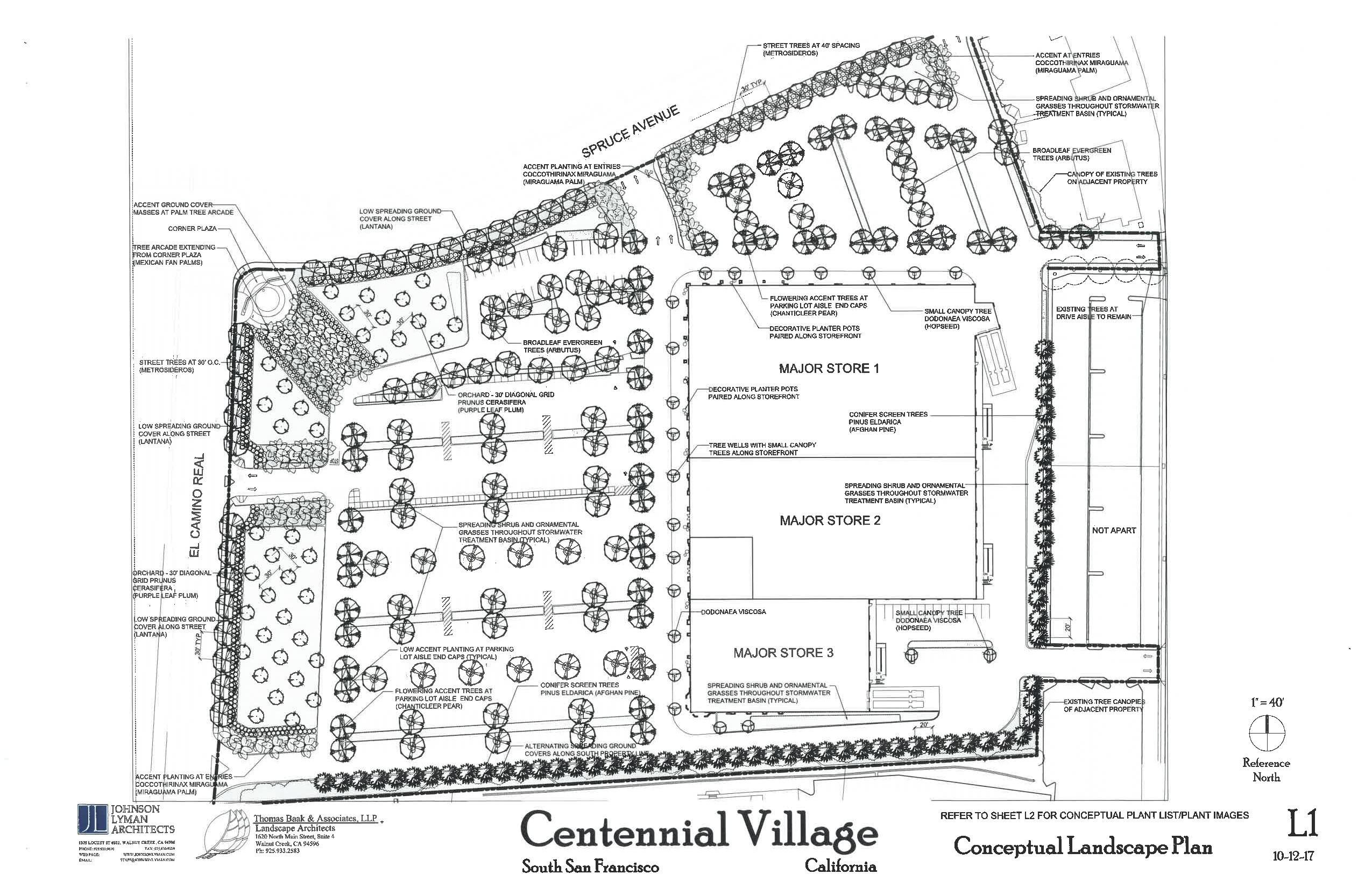 Centennial Village Progress Update (Safeway at ECR and