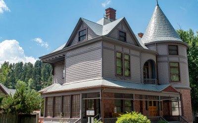 Historic Adams House – Deadwood, South Dakota