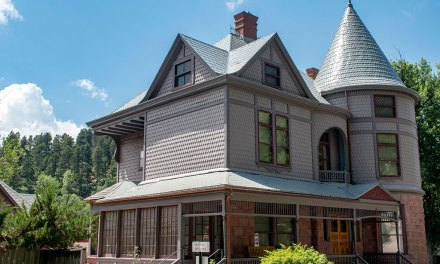 Historic Adams House – Deadwood, South Dakota