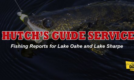 FISHING REPORT FOR LAKES OAHE/SHARPE PIERRE AREA FOR LAST OF JUNE TO JULY 12TH 2018