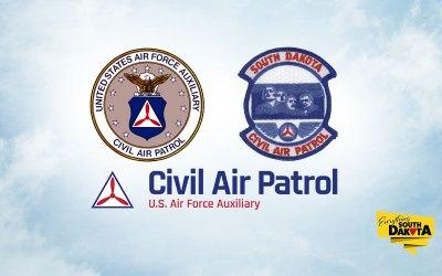 """Civil Air Patrol/South Dakota Wing eNewsletter """"Skychaser – Community Edition"""" for September 2018"""