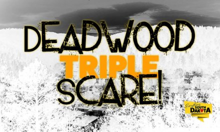 Deadwood triple scare! I triple dog dare you to try all three!