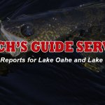 FISHING REPORT LAKES OAHE/SHARPE PIERRE AREA FOR AUGUST 20TH TO SEPTEMBER 10TH 2018