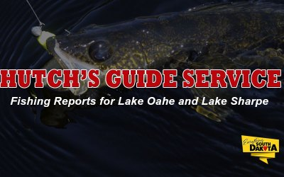 FISHING REPORT PIERRE SD WITH UPDATED SPORTS SHOW INFORMATION FOR FEBRUARY 2019