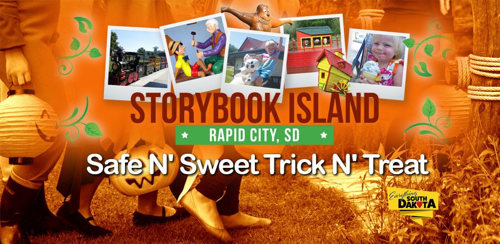 Storybook Island Safe N' Sweet Trick N' Treat
