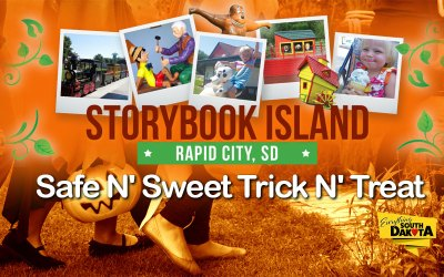 Storybook Island Safe N' Sweet Trick N' Treat
