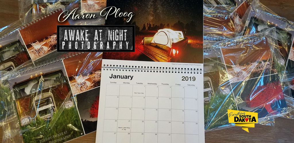 Get your 2019 Awake at Night Photography Calendar