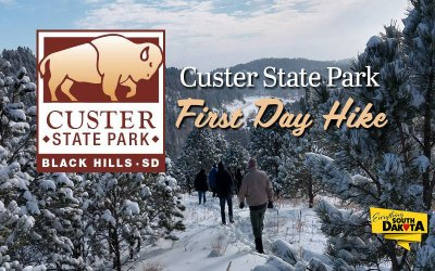 Custer State Park First Day Hike
