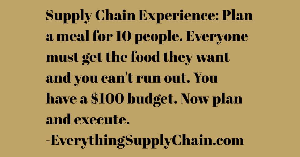 Inspirational Supply Chain Quotes - Supply Chain Game Changer™