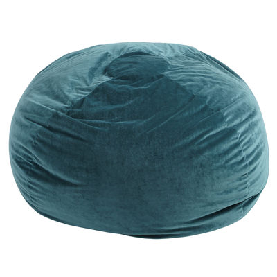 Teal Plush Bean Bag  Everything Turquoise