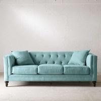 Teal Sofas Bonita Springs Blue Sofa Sofas - TheSofa