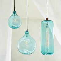 Salon Glass Demijohn Pendant | Everything Turquoise
