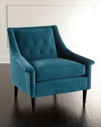 Azure Compton Accent Chair | Everything Turquoise