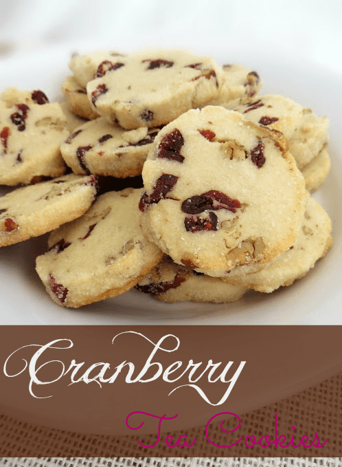 cranberry-tea-cookies