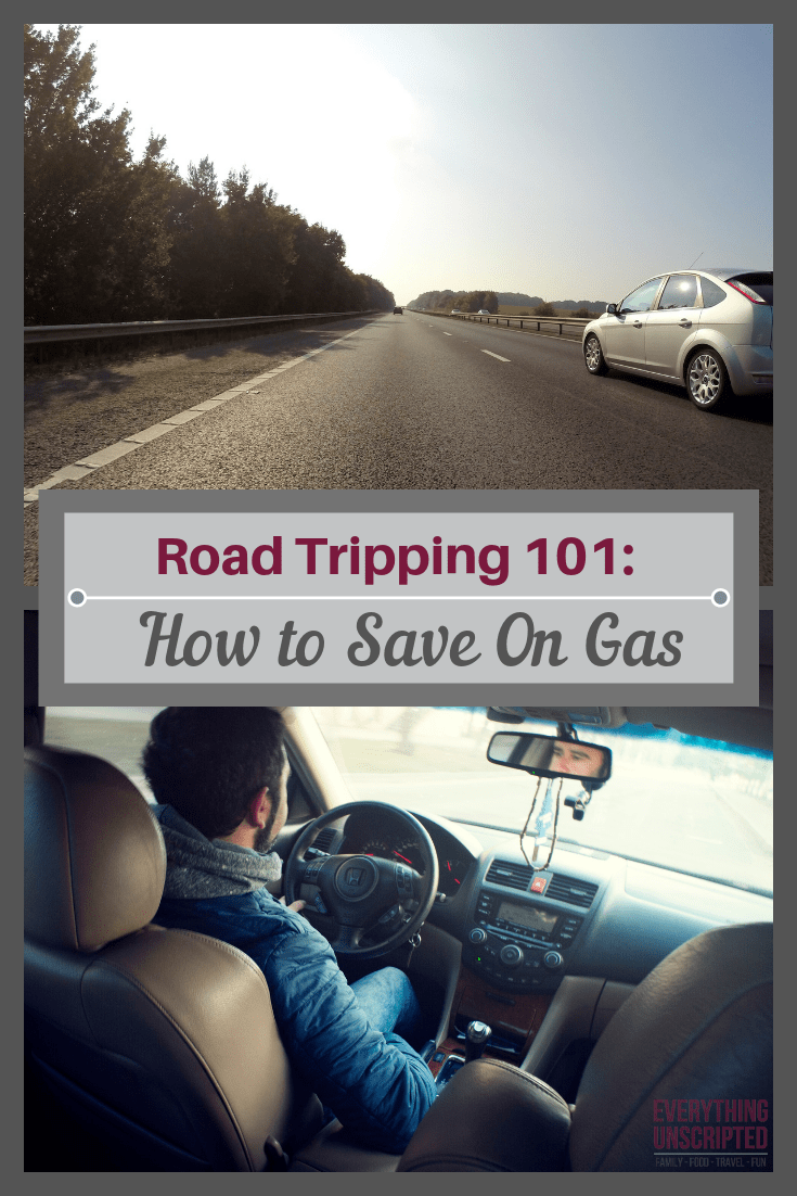 Tips to save on gas