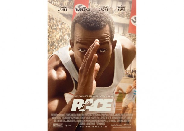 Image result for race movie poster