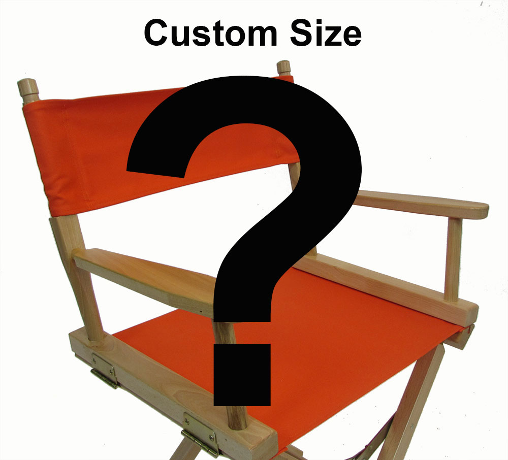 director chair covers flat stick x rocker extreme gaming canvas replacement for | everywherechair