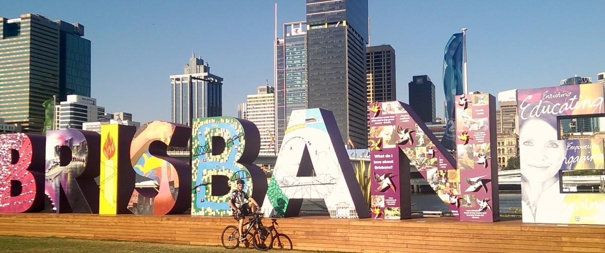 Welcome Brisbane