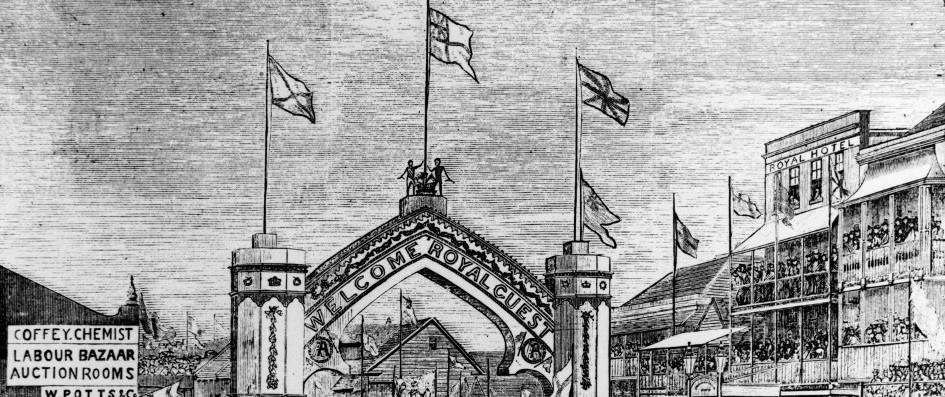 Royal Visits to Brisbane