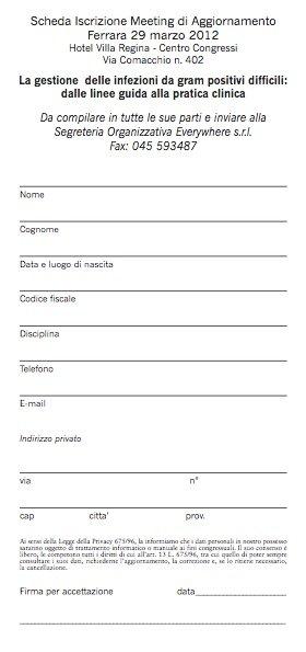 La gestione delle infezioni da gram positivi difficili: dalle linee guida alla pratica clinica