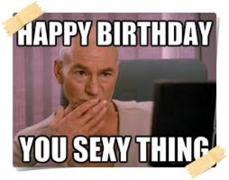 Image result for 10 dirty happy birthday meme