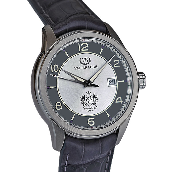 The Eves & Gray Mk.V1 Gentlemans Limited Edition Wrist Watch 2