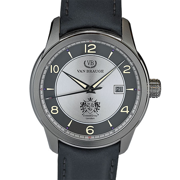 The Eves & Gray Mk.V1 Gentlemans Limited Edition Wrist Watch 3