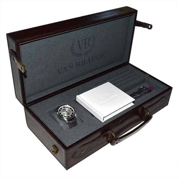 The Eves & Gray Mk.V1 Gentlemans Limited Edition Wrist Watch 5