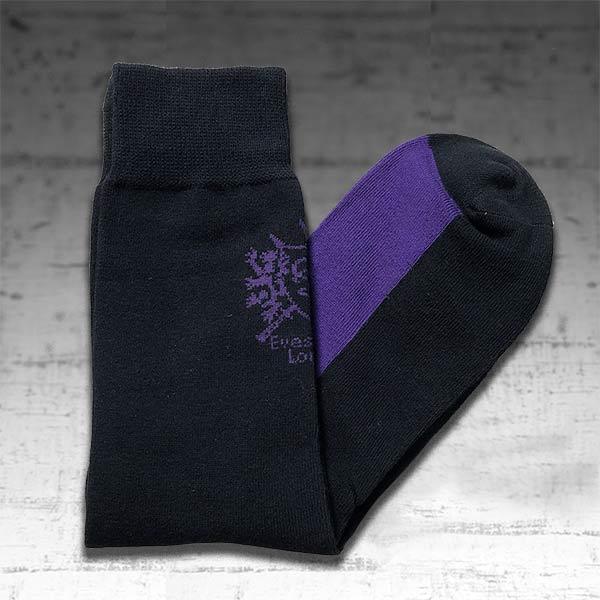 Black Socks 1