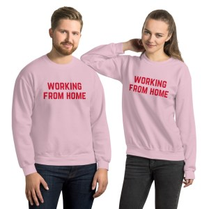 work from home loungewear style