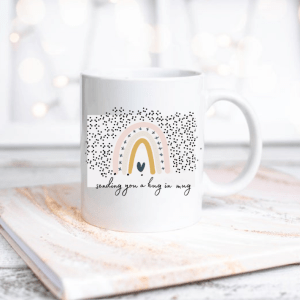 best friend and mother's day gift idea, coffee mug
