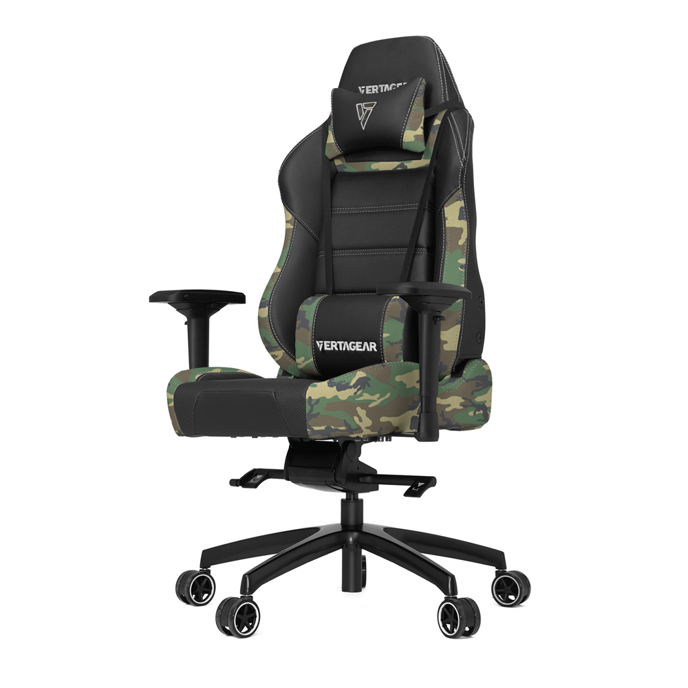 Vertagear PL6000 Gaming Chair Camouflage  Best Deal