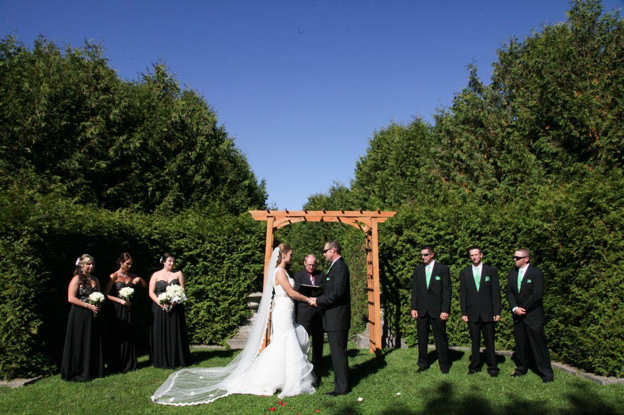 Fall Wedding Ontario