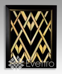 Evettro | Art in Glass Art Deco Stained Glass - Evettro ...