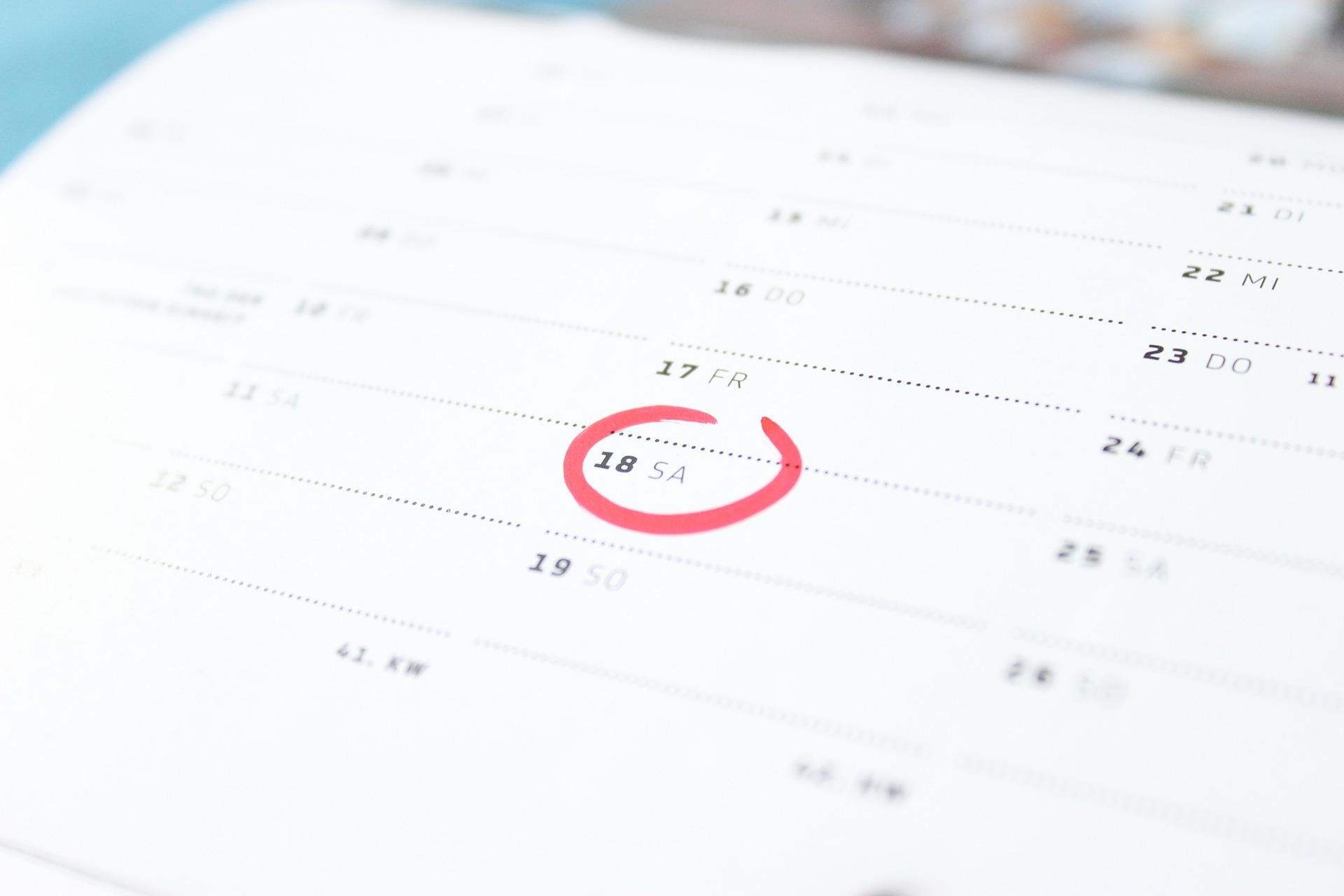 Aktuelles und nächste Veranstaltungen