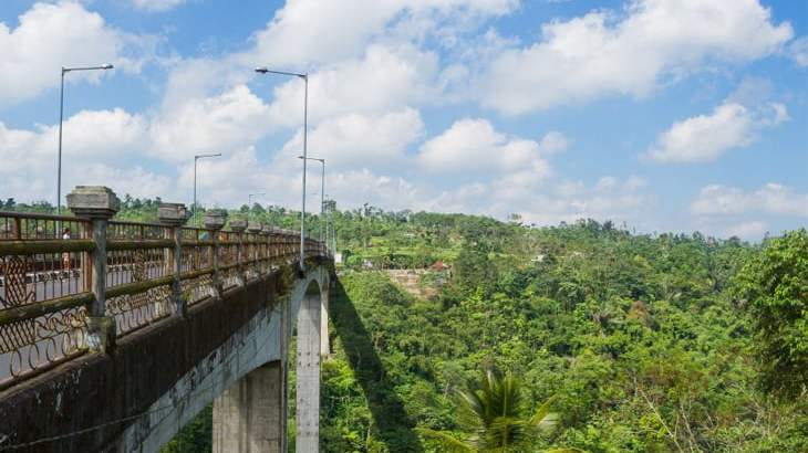 Bangkung River Bridge a New Tourism Destination in Bali-min