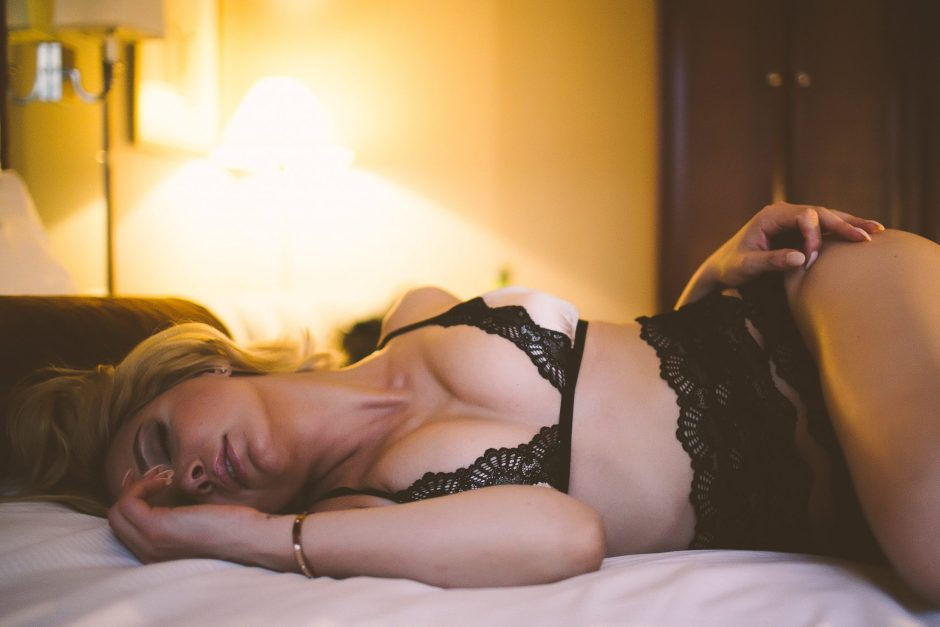 Boudoir Bachelorette Party