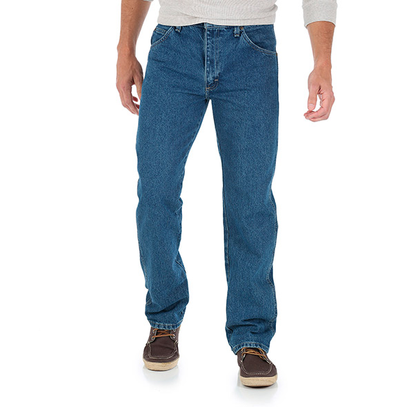 Regular Classic fit jeans for men
