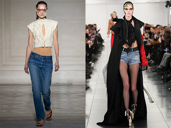 Maison Margiela, spring 2015 Ready-to-Wear, spring Couture 2015
