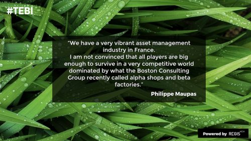 Philippe Maupas on the asset management indusrty in France