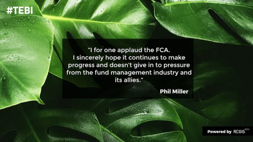 FCA strategy management