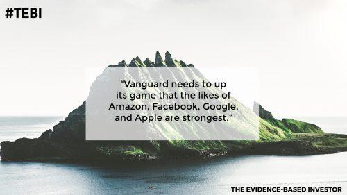 Vanguard's marketing strategy