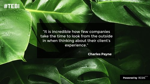 improve one's client experience