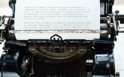 The Author Origin Story Tag (ORIGINAL)