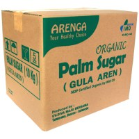 Arenga Palm Sugar ke Africa's Big Seven