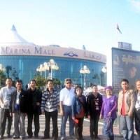 Pameran Bareng Bu Ning Harmanto di Abu Dhabi