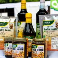 Arenga Untuk Pasar Kaget Tugu Tani Departemen Pertanian