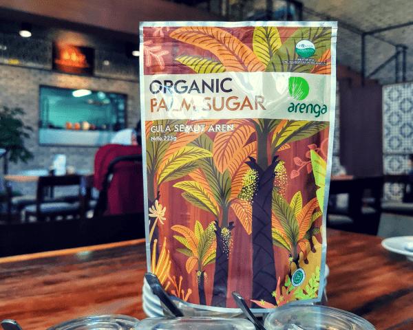 Mengapa harus gula aren organik